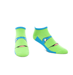 Turtles - Leonardo Ankle Sock