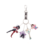 Steven Universe - Characters Metal Keychain