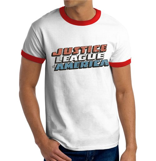 Justice League T-shirt 278501