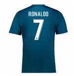 2017-18 Real Madrid Third Shirt (Ronaldo 7) - Kids