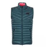 2017-2018 Atletico Madrid Nike Authentic Down Vest (Space Blue)