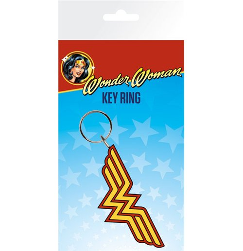 Wonder Woman Keychain 279170