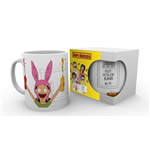 Bob's Burgers Mug - Louise Burger Of The Day