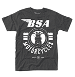Bsa T-shirt Since 1903