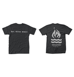 Hot Water Music T-shirt Traditional