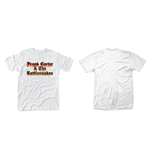 Frank Carter & The Rattlesnakes T-shirt Gradient (WHITE)