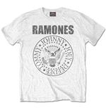 Ramones Men's Tee: Presidential Seal