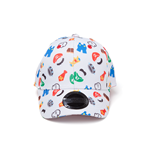 Nintendo - Character Accessories Curved Bill Kids Cap