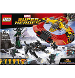 Thor Lego and MegaBloks 279930