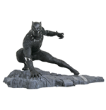 Marvel Gallery PVC Statue Black Panther (Captain America Civil War) 15 cm
