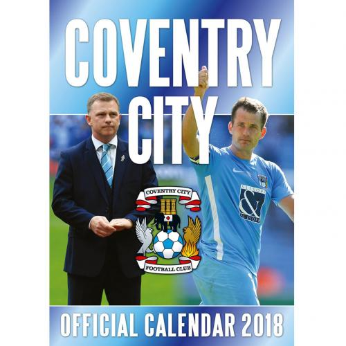 Coventry City F.C. Calendar 2018