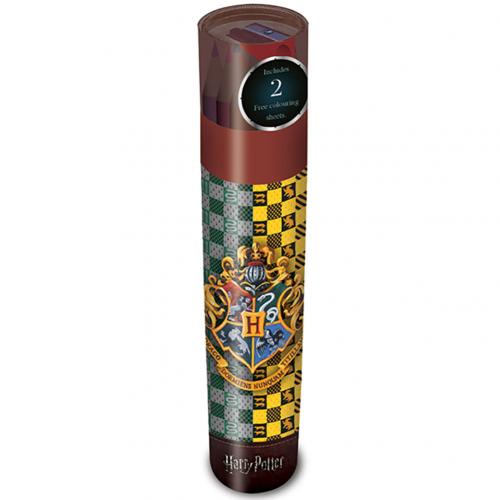 Harry Potter Colouring Pencil Tube
