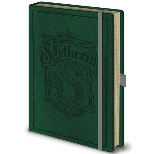 Harry Potter Premium Notebook Slytherin