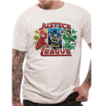 Justice League T-Shirt Trio