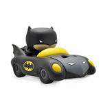 Justice League Chibi Bust Bank Batmobile 17 cm