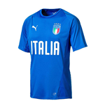 2018-2019 Italy Puma Training Jersey (Blue)