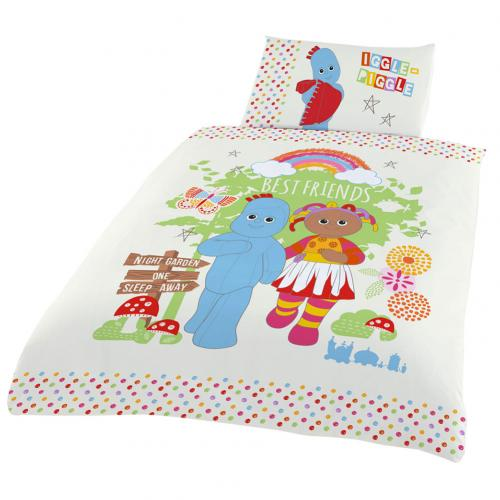 In The Night Garden Junior Duvet Set