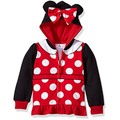 Minnie Mouse Toddlers Costume Hoodie