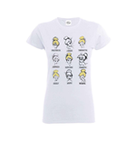 Disney Ladies T-Shirt Tinker Bell Moods