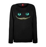 Alice in Wonderland Ladies Sweater Smile