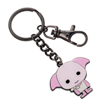 Harry Potter Cutie Collection Keychain Dobby (silver plated)