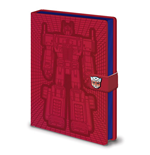 Transformers G1 Premium Notebook A5 Optimus Prime