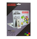 Super Nintendo Gadget Decals 17