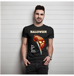 Halloween T-Shirt Film Poster