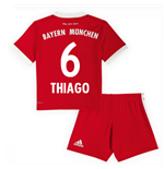 2017-18 Bayern Munich Home Mini Kit (Thiago 6)