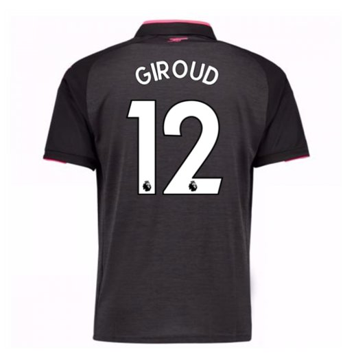2017-18 Arsenal Third Shirt (Giroud 12)