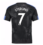 2017-18 Man City Third Shirt (Sterling 7) - Kids