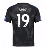 2017-18 Man City Third Shirt (Sane 19)