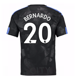 2017-18 Man City Third Shirt (Bernardo 20)