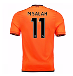 2017-18 Liverpool Third Shirt (M Salah 11)