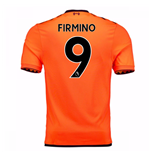 2017-18 Liverpool Third Shirt (Firmino 9) - Kids
