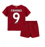 2017-18 Liverpool Home Baby Kit (Firmino 9)