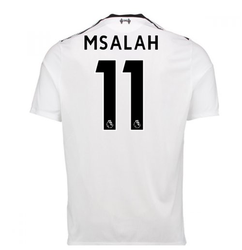 2017-18 Liverpool Away Shirt (M Salah 11)