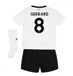 2017-18 Liverpool Away Mini Kit (Gerrard 8)