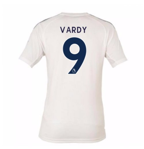 2017-18 Leicester City Third Shirt (Vardy 9) - Kids