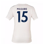 2017-18 Leicester City Third Shirt (Maguire 15)