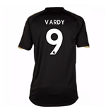 2017-18 Leicester City Away Shirt (Vardy 9) - Kids