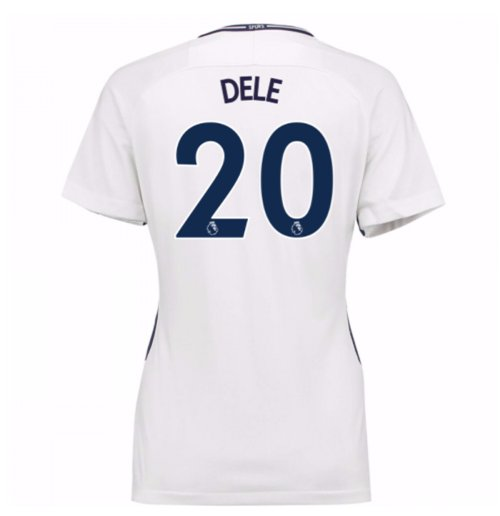 2017-18 Tottenham Womens Home Shirt (Dele 20)