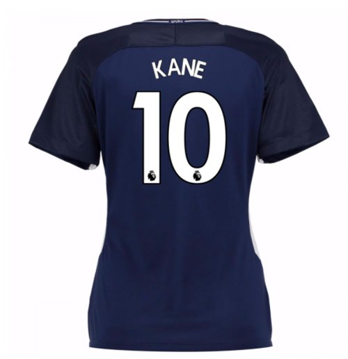 2017-18 Tottenham Womens Away Shirt (Kane 10)