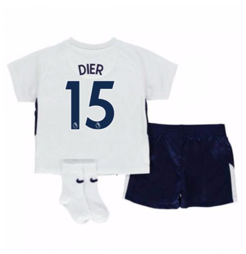 2017-18 Tottenham Home Baby Kit (Dier 15)