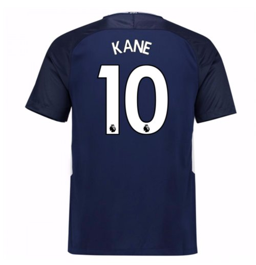 2017-18 Tottenham Away Shirt (Kane 10) - Kids