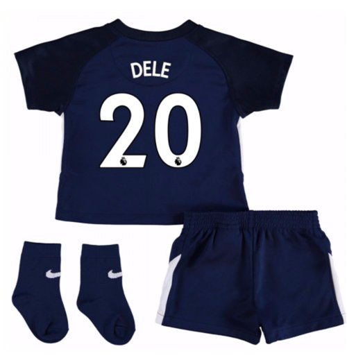 2017-18 Tottenham Away Baby Kit (Dele 20)