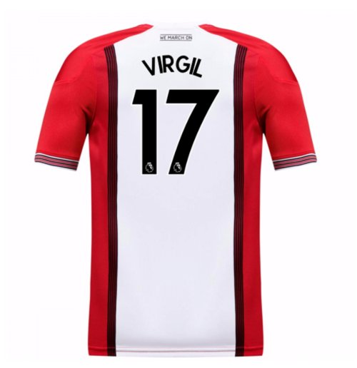 2017-18 Southampton Home Shirt (Virgil 17)