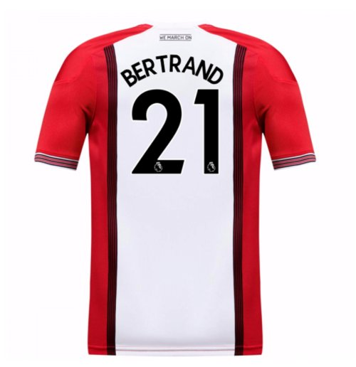 2017-18 Southampton Home Shirt (Bertrand 21)