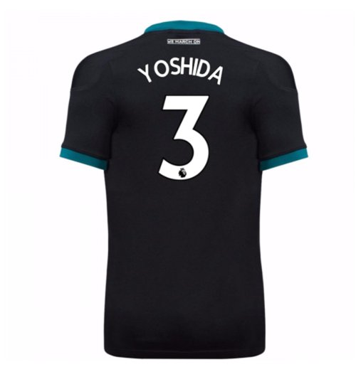 2017-18 Southampton Away Shirt (Yoshida 3) - Kids