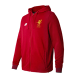 2017-2018 Liverpool Travel Hoody (Red Pepper) - no sponsor